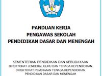 Buku Pedoman Kerja Pengawas SD dan SMP Tahun Ajar 2017/2018