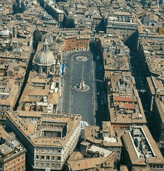 La Plaza Navona, Lugares Turisticos en Roma, Plazas de Roma, Que visitar en Roma, Turismo en Roma,