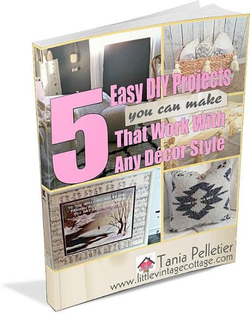 5 Easy DIY Projects you can make That Work With any Decor Style ebook