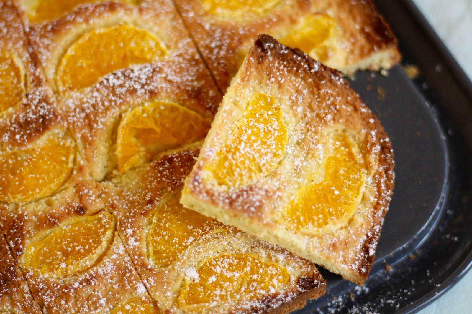 Low Carb Mandarinenkuchen