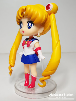 Figuras: Review de las Figuarts Mini de Sailor Moon: Sailor Moon, Sailor Mars y Sailor Mercury - Tamashii Nations