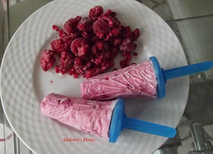 Tatlı bir kaçamak , Dondurulmuş Meyveli Yoğurt
