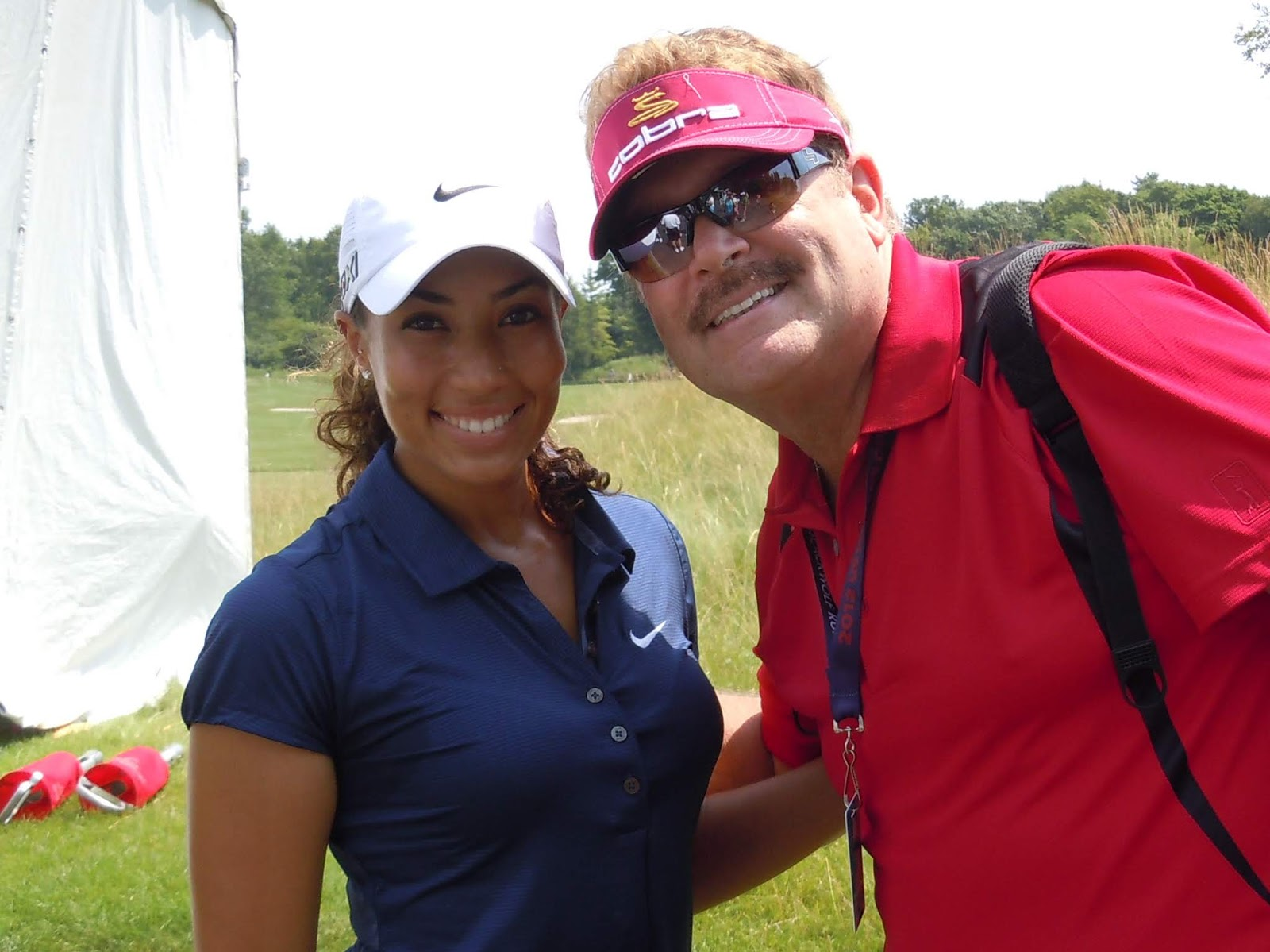 lpga player profile cheyenne woods