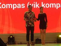 """VIK Kompas.com Raih Penghargaan """"Best Website"""" dalam Ajang Bubu Awards"""