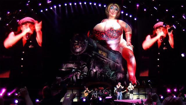 Resultado de imagem para AC/DC buenos aires river plate concert