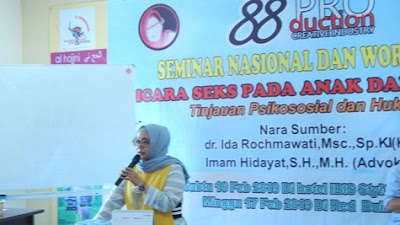 workshop, sex parenting, sex, seks, pendidikan seks, komunikasi