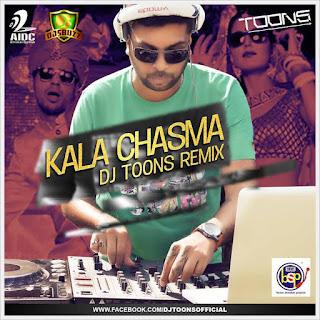 Kala Chashma – DJ Toons Remix [Untag]