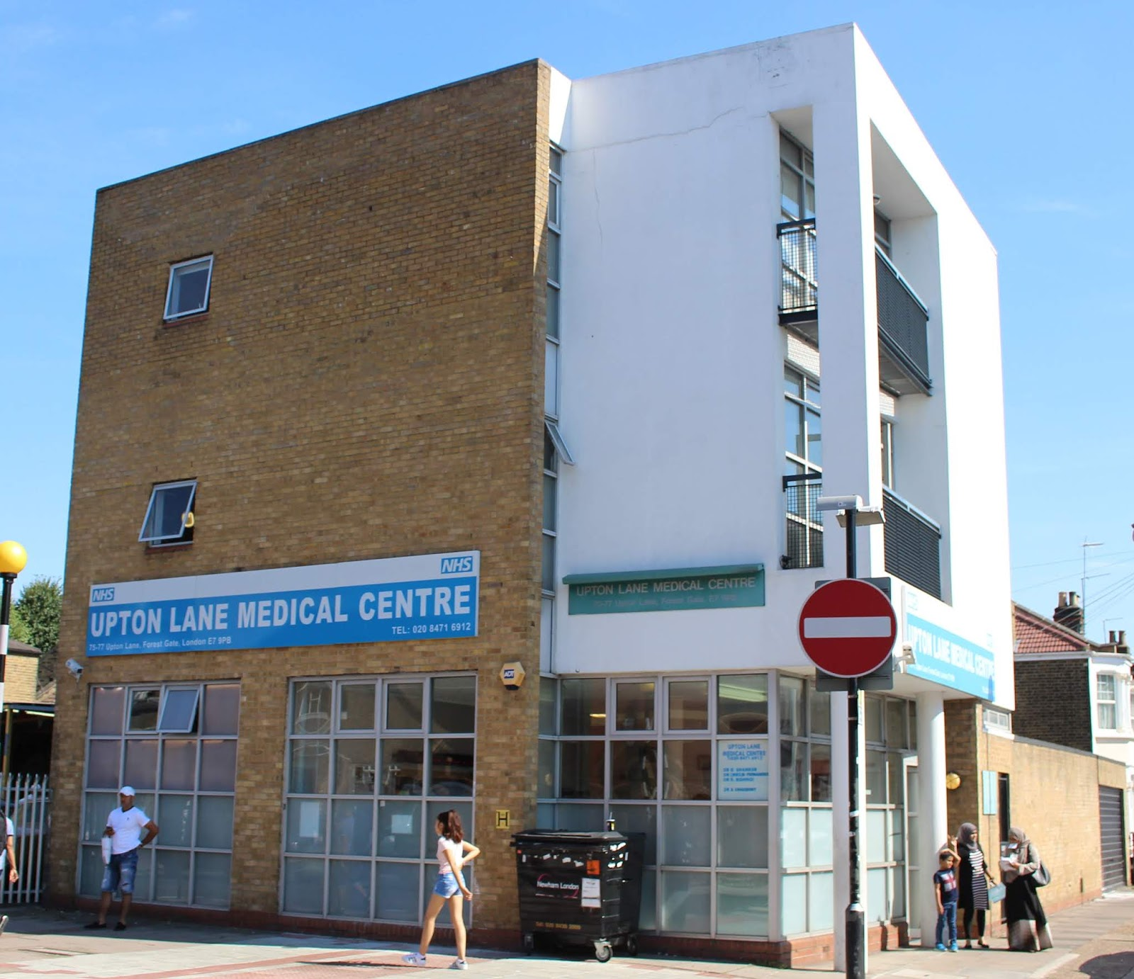 New Medical Centre In Upton Lane With Poor Recommendation Rating