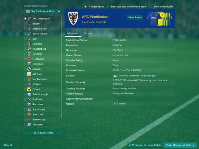 Football Manager 2017 PC Full Español