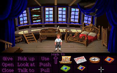 Videojuego Monkey Island - VGA