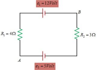 Catatan Teori Fisika Dasar Soal Listrik Dinamis