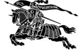 Logo Ksatria Perang Burberry