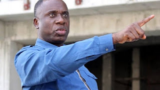 Mary Efeturi: Amaechi Holds Me Hostage With Military, Wants Me To Write Results