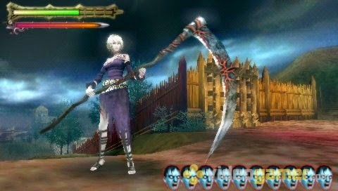 Undead Knights Psp iso download