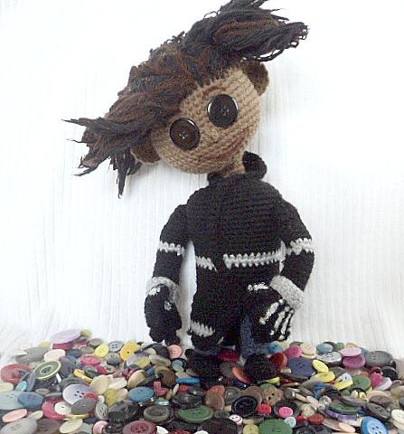 Homemade Wybie Doll Free Crochet Pattern Amigurumi To Go