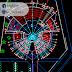 مخطط وصفي مركز تجاري صغير اوتوكاد dwg