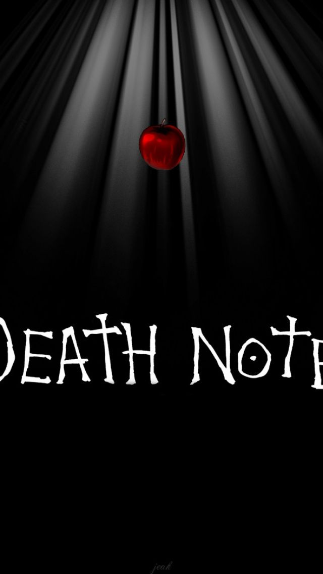 50 Death Note Iphone Wallpapers