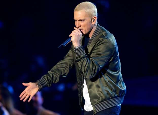 Eminem Returning to Headline Reading, Leeds Festivals