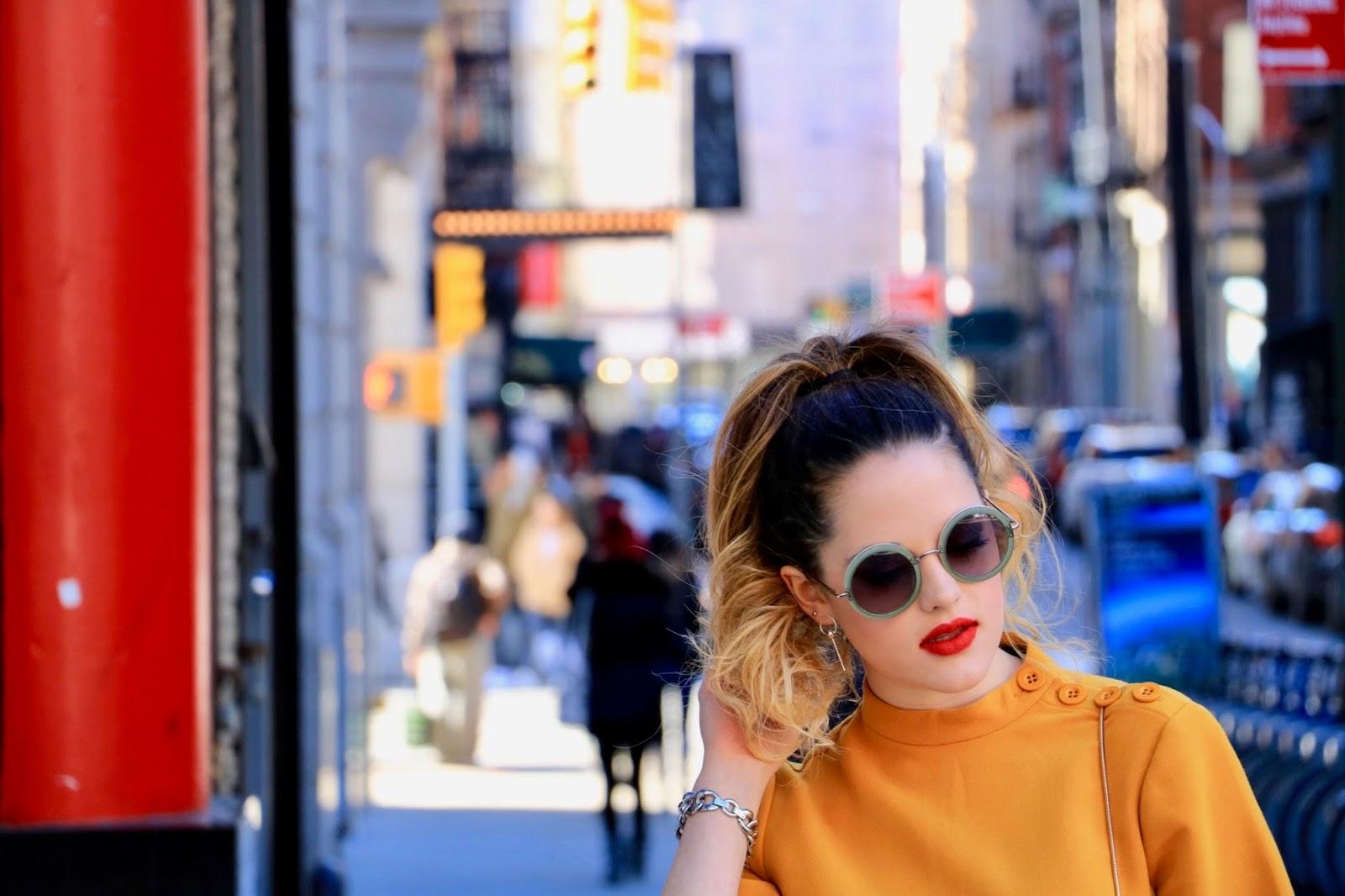 Nyc beauty blogger Kathleen Harper best red lipsticks