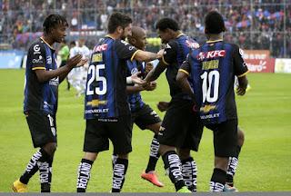 Independiente del Valle enfrenta a Melgar en Copa Libertadores