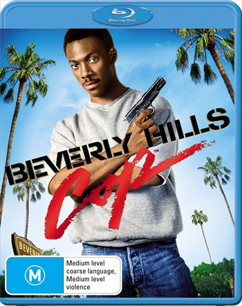 Beverly Hills Cop II (1987) Dual Audio Hindi 720p BluRay 850mb