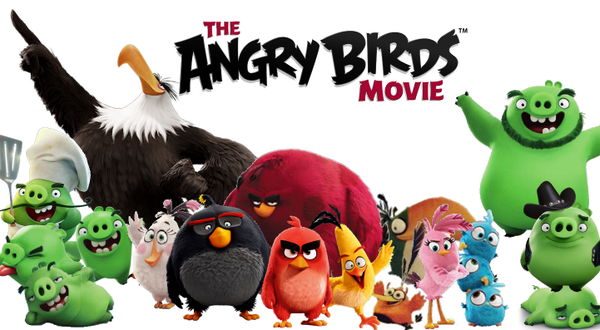 Angry Birds (2016) Watch Online Hindi Dubbed Full Movie *HD*