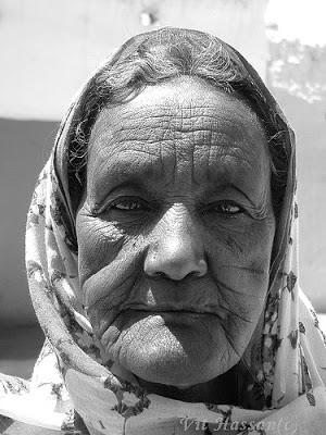 قصيدة حبوبه الشاعرة السودانية داليا إلياس