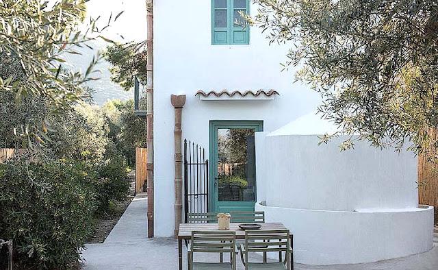 Una casa bajo el olivo chicanddeco