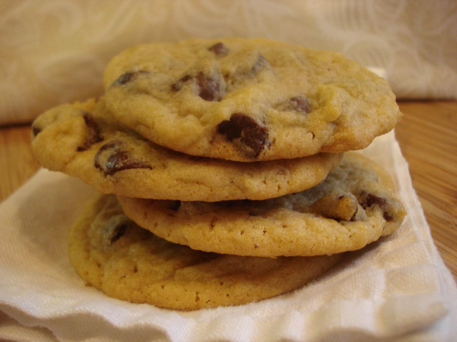 The Cookie Scoop Chocolate Chip Malted Milk Cookies