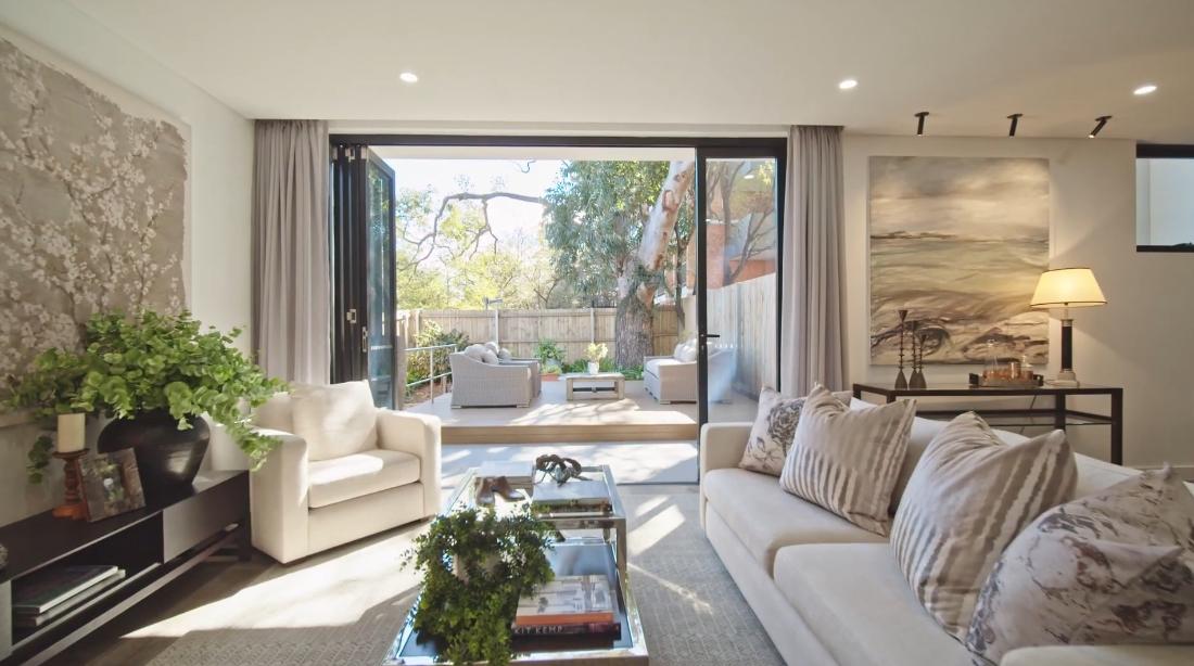 20 Interior Design Photos vs. Tour 159 Longueville Rd #5, Lane Cove, Australia Luxury Townhouse