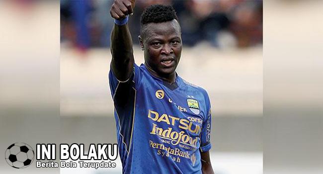 11 Gol Ezechiel N'Douassel Untuk Persib Bandung Liga 1 2018