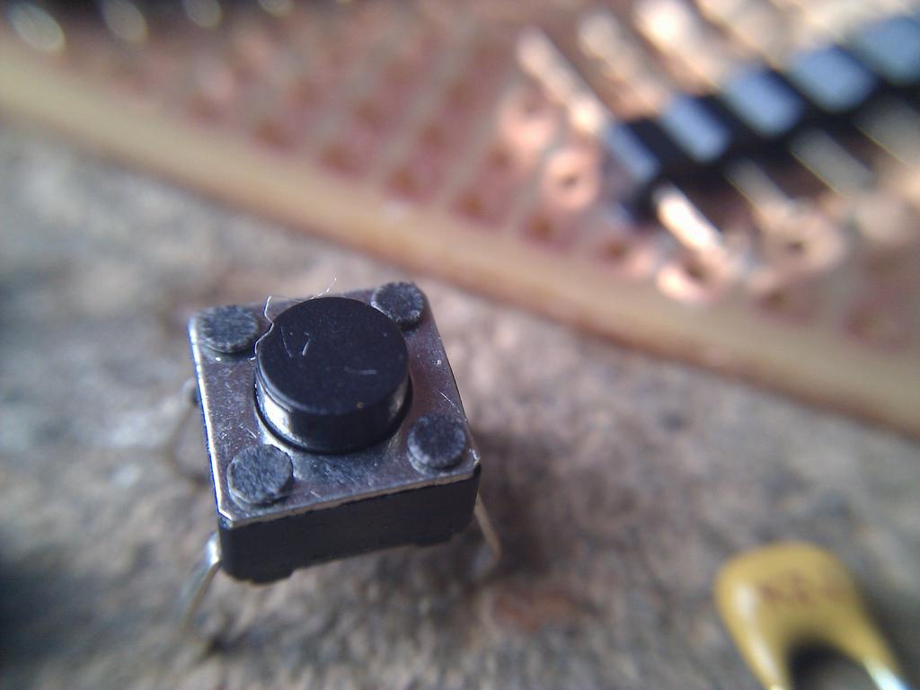 Push Button Debounce Circuit