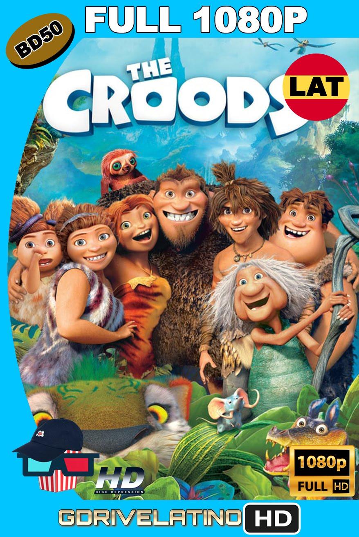 The Croods (2013) BD50 FULL 1080p Latino-Inglés MKV