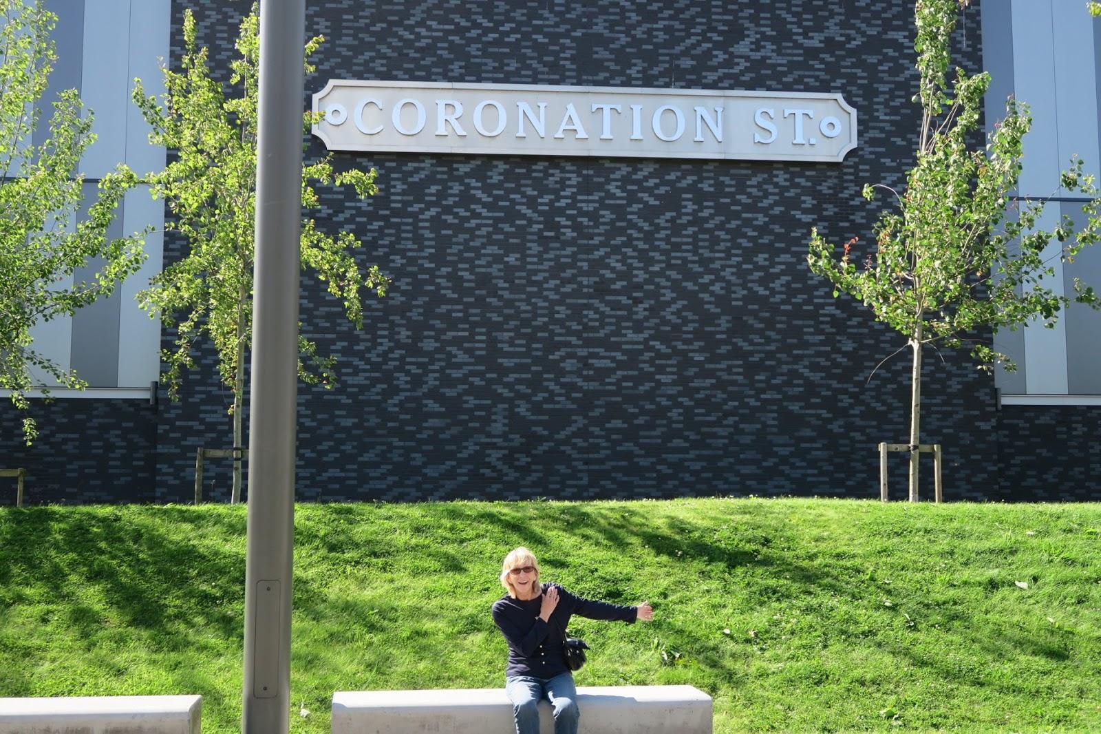 Coronation Street Set, Coronation Street Tours, Manchester, British TV, Salford, MediaCityUK, Manchester,