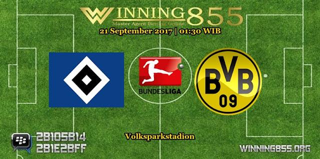 Prediksi Skor Hamburger vs Dortmund
