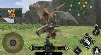 Download Monster Hunter Freedom Unite 1 PSP PPSSPP