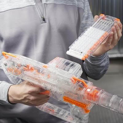 các mẫu súng Nerf tháo lắp