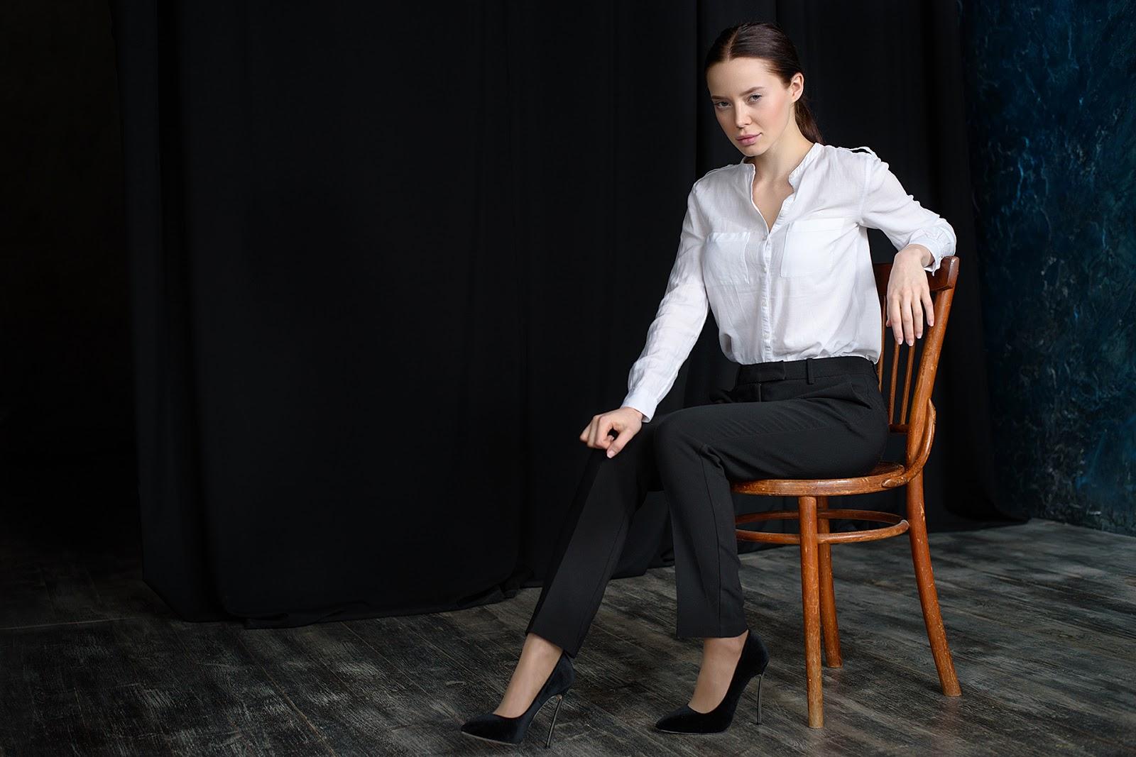 Дарья. Фотопортрет в студии