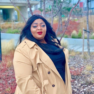 'I Came To London To Sleep' – Nollywood Actress, Eniola Badmus