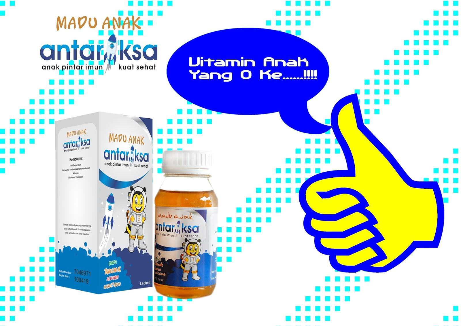 Vitamin Anak Dengan Kualitas Oke