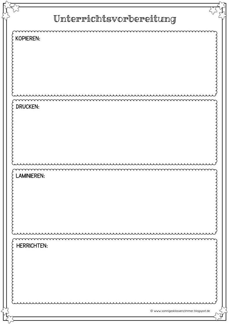 Fantastisch Klassenzimmer Wunschliste Vorlage Ideen - Entry Level ...