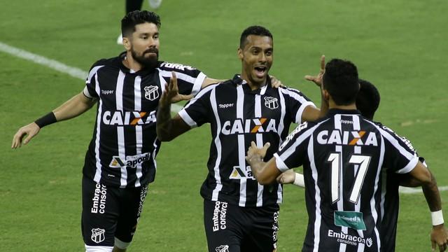Ceará 2 x 0 Juventude: Jogo dos sete minutos