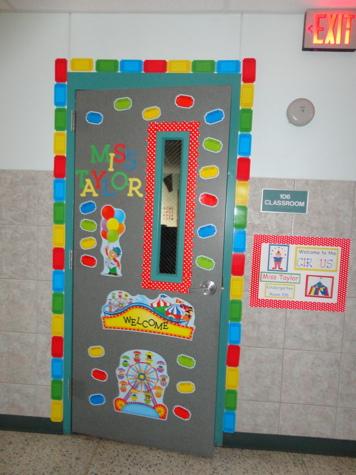Decoraciones Gramar Classroom Door Decorationstake The Pen