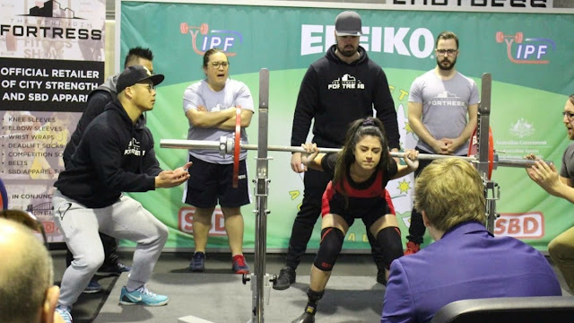 Weightlifter Maryam Nasim hopes to represent Pakistan internationally one day