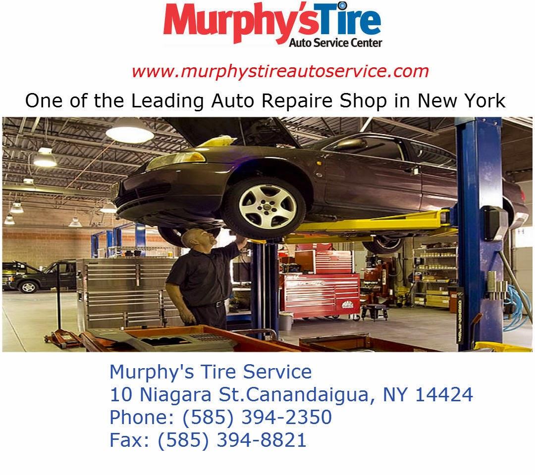 Car Repair Shop Canandaigua New York