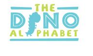 Dino alphabet by Nate Farro