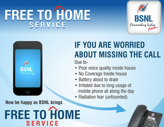 BSNL withdrawn 'Call Forwarding STV 72' and 'Call Forwarding Add-on pack 22' for prepaid and postpaid mobile customers across all telecom circles
