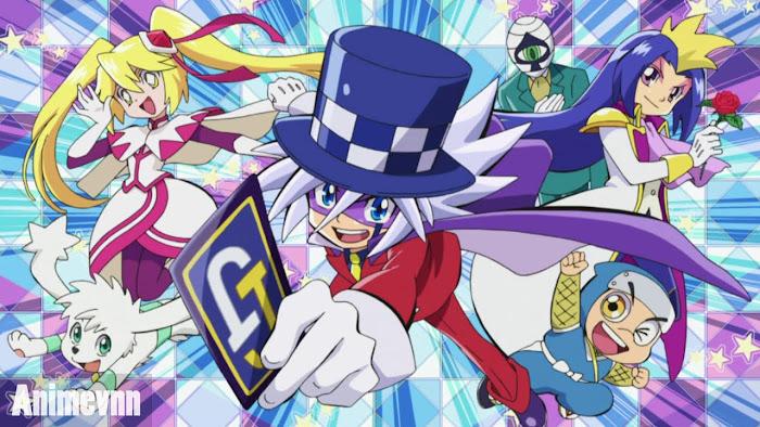 Ảnh trong phim Kaitou Joker SS3 1