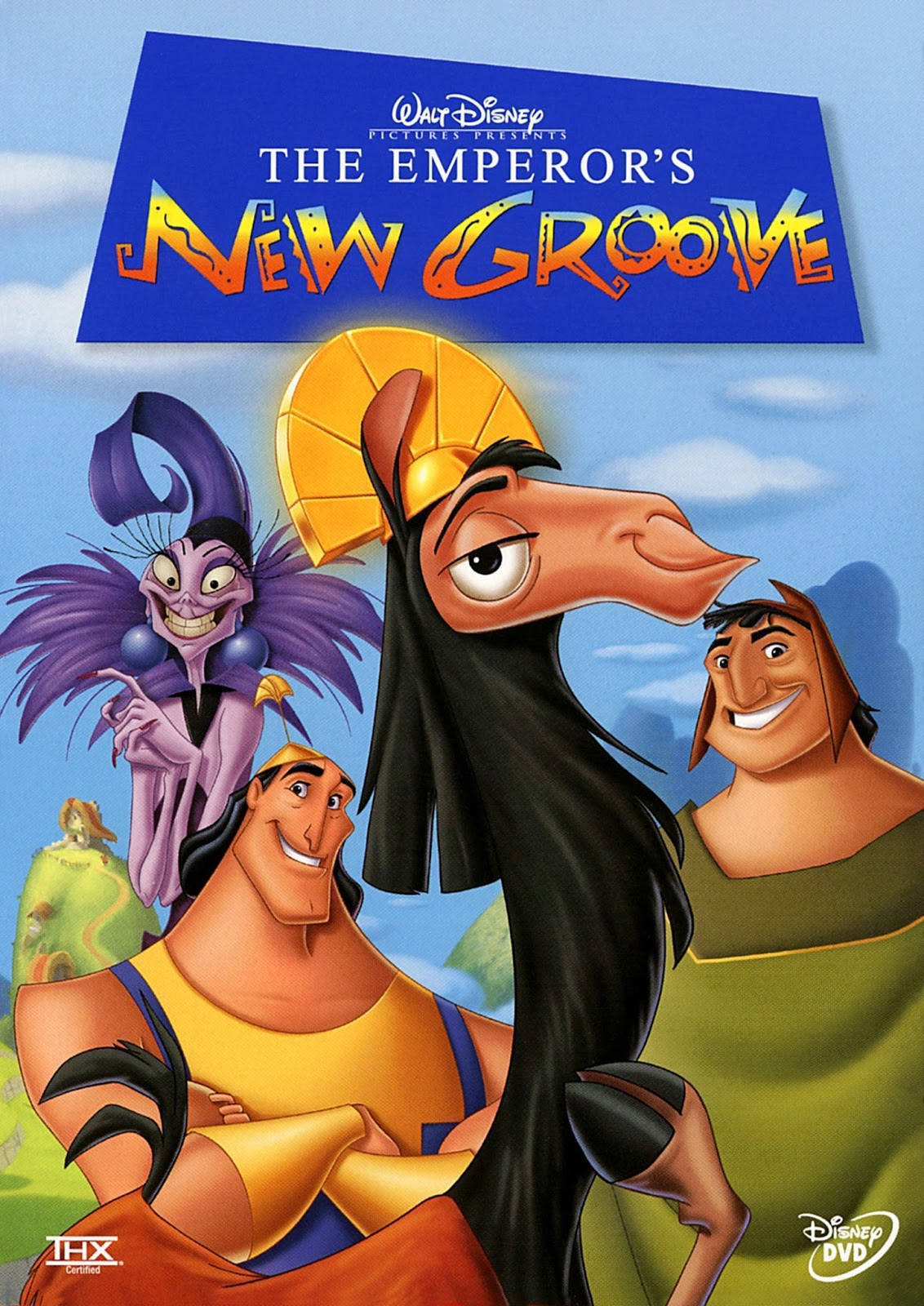 The Emperor's New Groove (2000) ταινιες online seires oipeirates greek subs