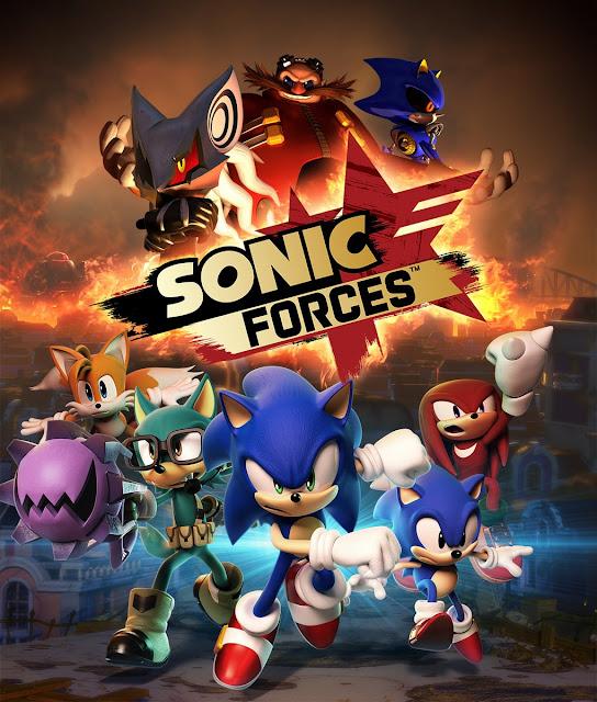 Sonic Forces vendrá traducido y doblado al español